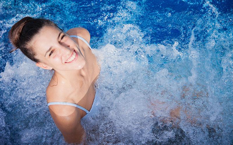 871fb28ad6651 Il parco e le piscine vivono momenti ricchi e animati  percorso vita